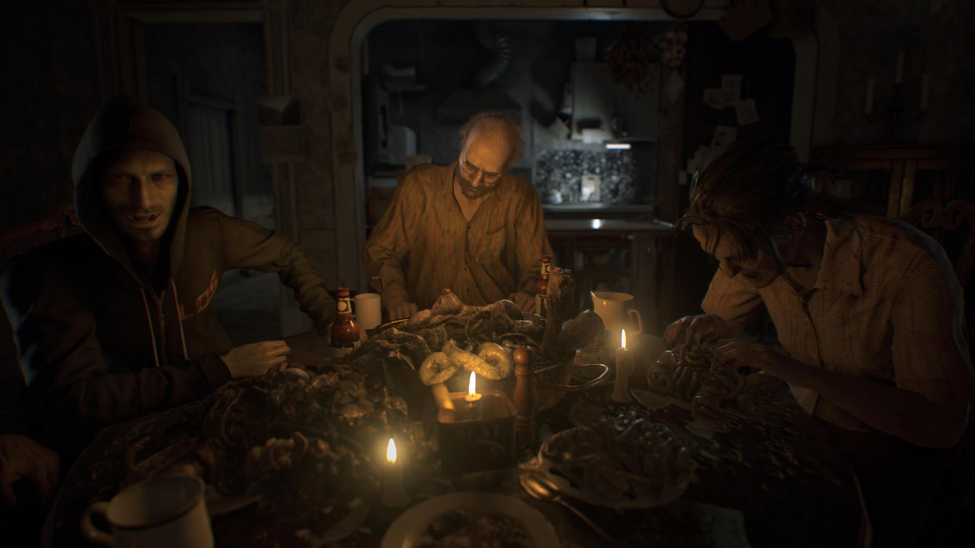 آمار فروش بازی Resident Evil 7
