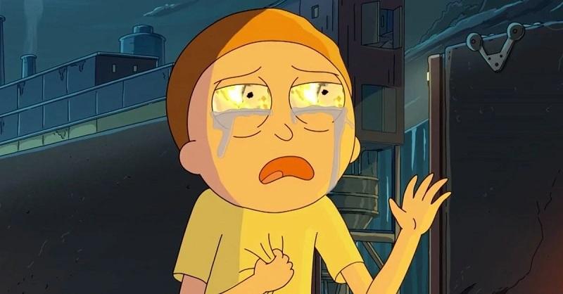 فصل پنجم انیمیشن Rick and Morty
