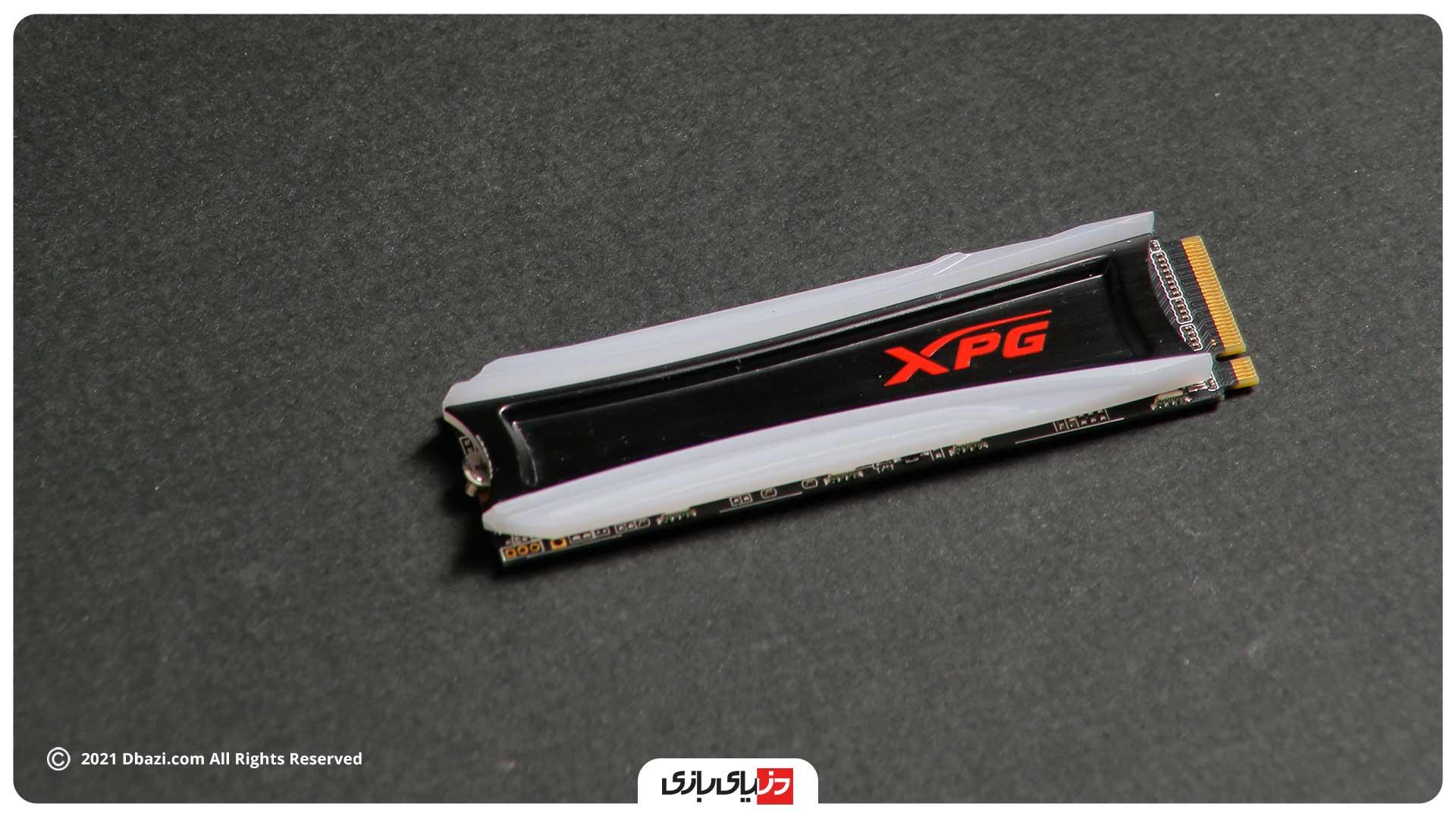 بررسی XPG Spectrix S40