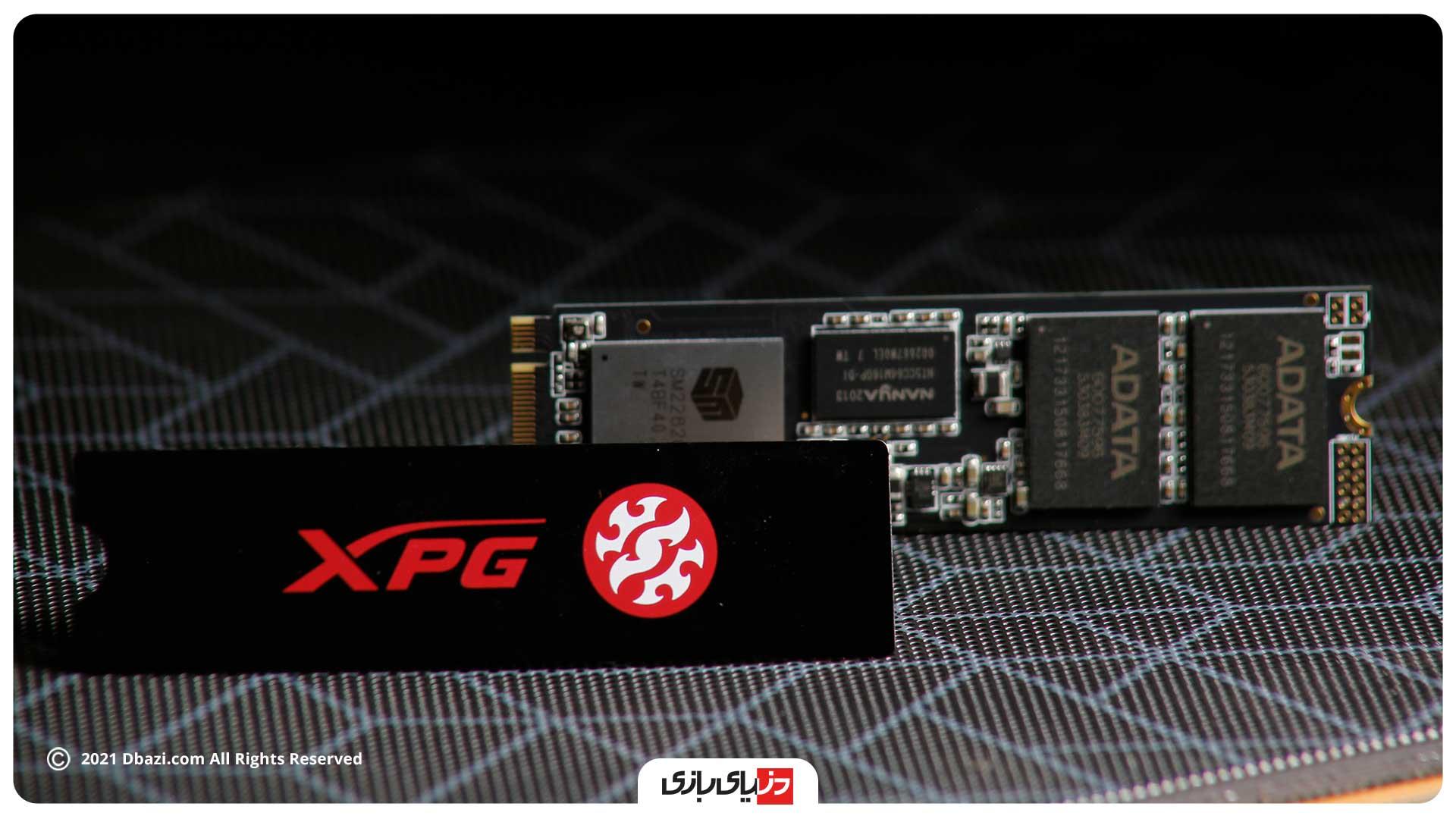 بررسی Adata XPG SX8200 Pro