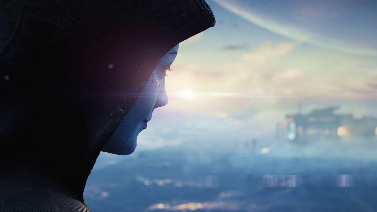 نسخه جدید Mass Effect