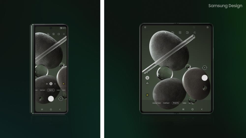 طراحی گلکسی Z Fold 3 و Z Flip 3
