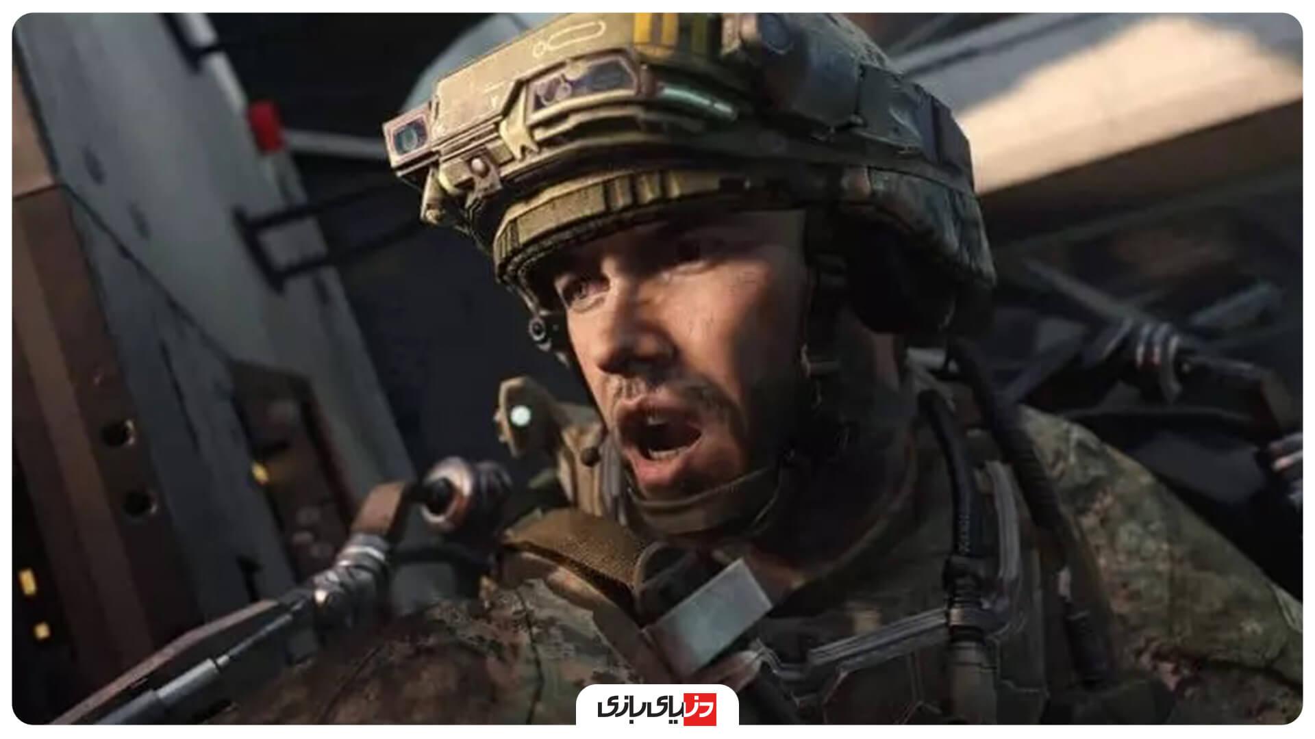 بازی جنگی Call Of Duty: Advanced Warfare