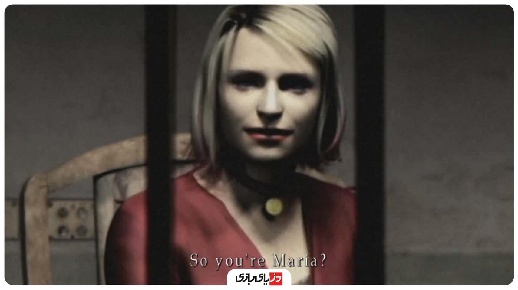 یادداشت Silent Hill 2 - تحلیل Silent Hill 2 - کاتسین هزارتوی زندان