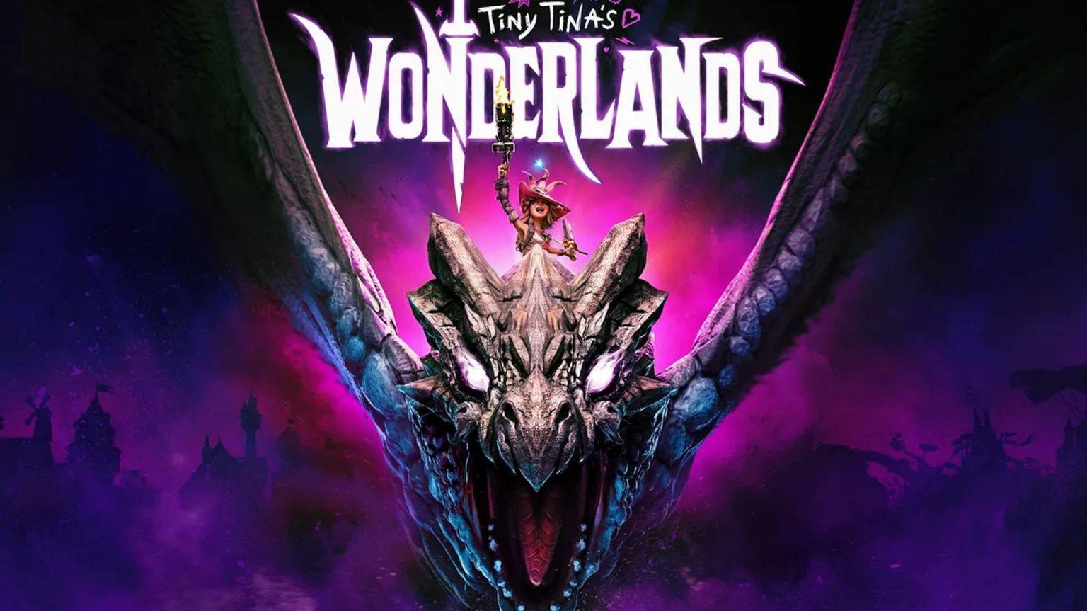 تریلر گیم پلی Tiny Tina's Wonderlands