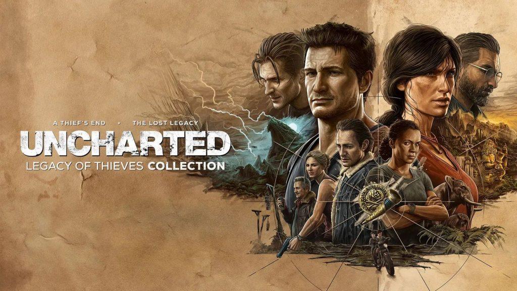 معرفی بازی Uncharted: Legacy of Thieves Collection