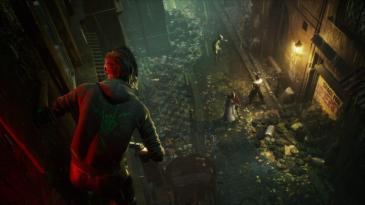 بازی Vampire: The Masquerade Bloodhunt برای PS5