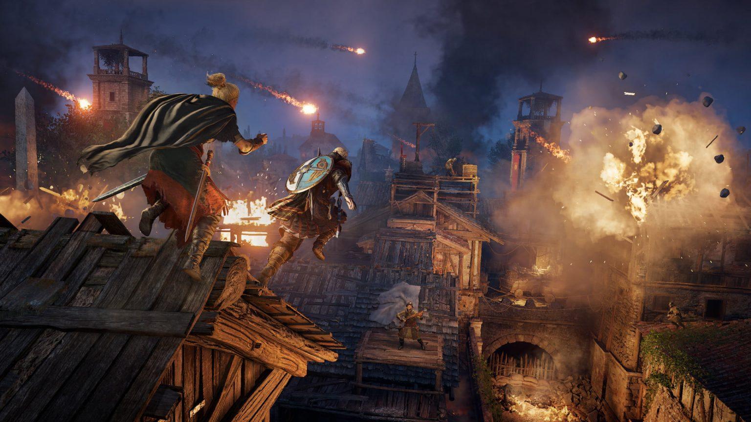 آپدیت جدید بازی Assassin's Creed Valhalla