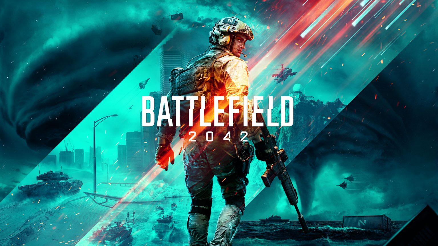 نسخه بتا Battlefield 2042