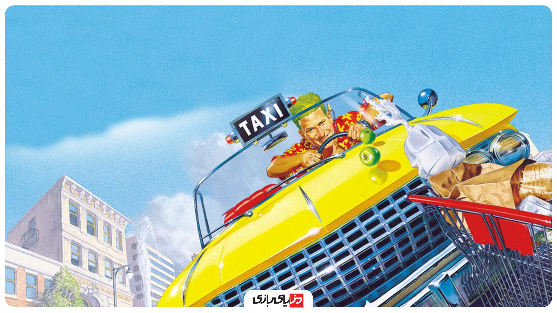 بازی Crazy Taxi Classic