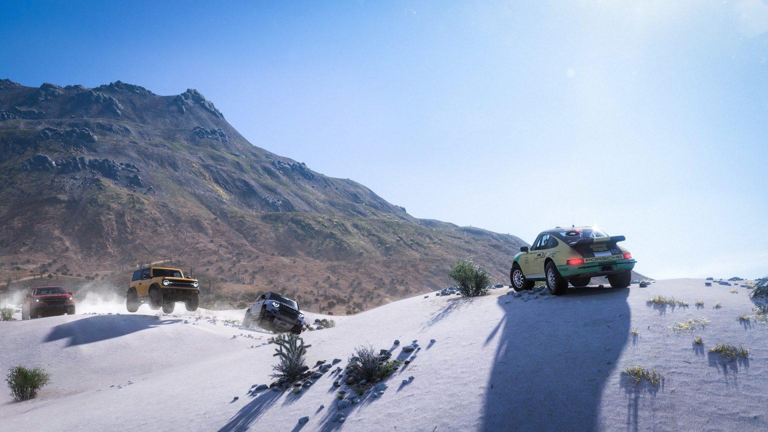 اطلاعات جدید Forza Horizon 5