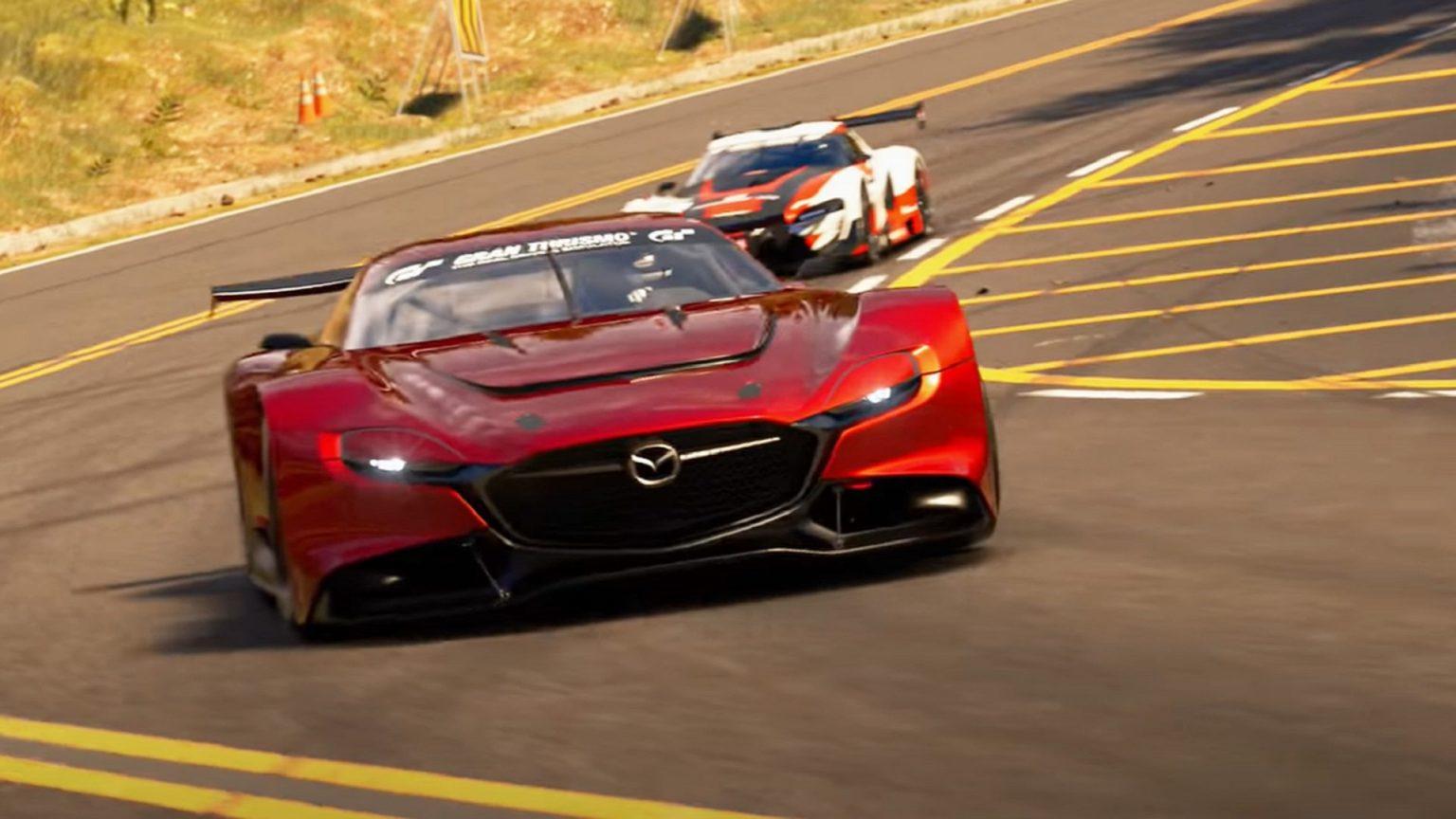 کراس پلتفرم در بازی Gran Turismo 7