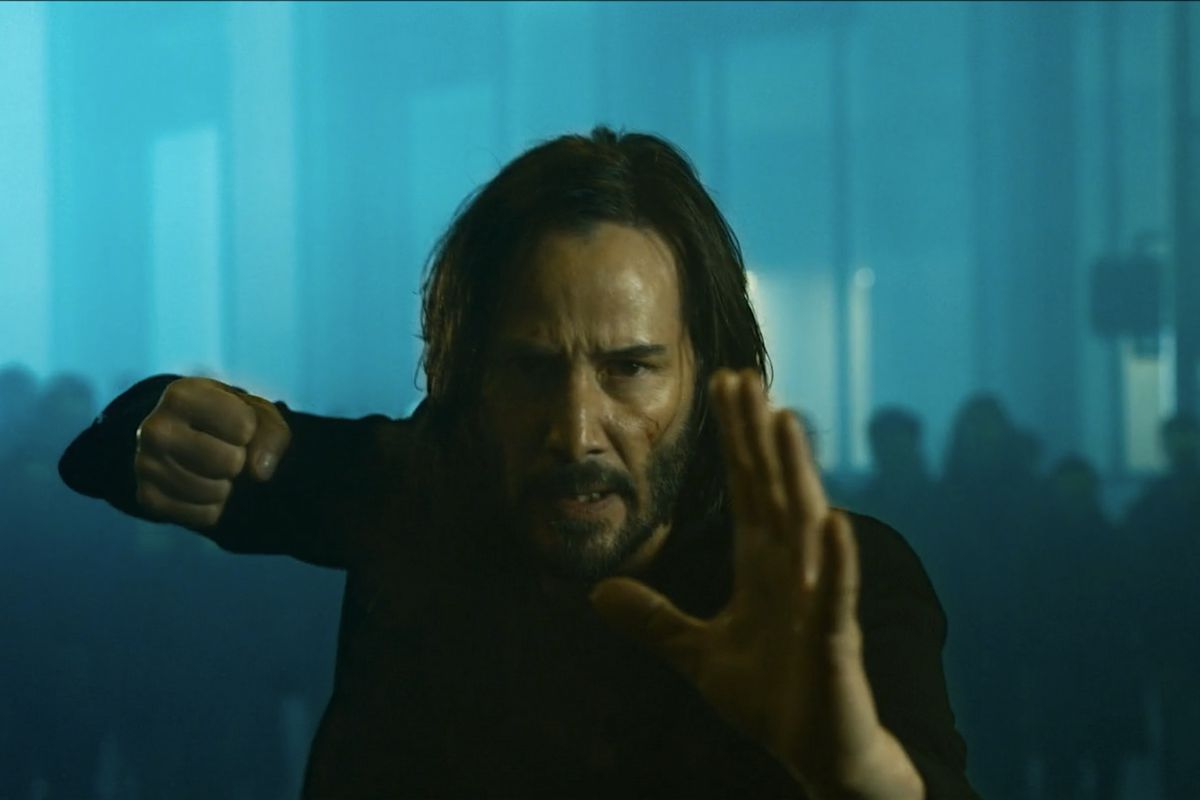 فیلم The Matrix Resurrection