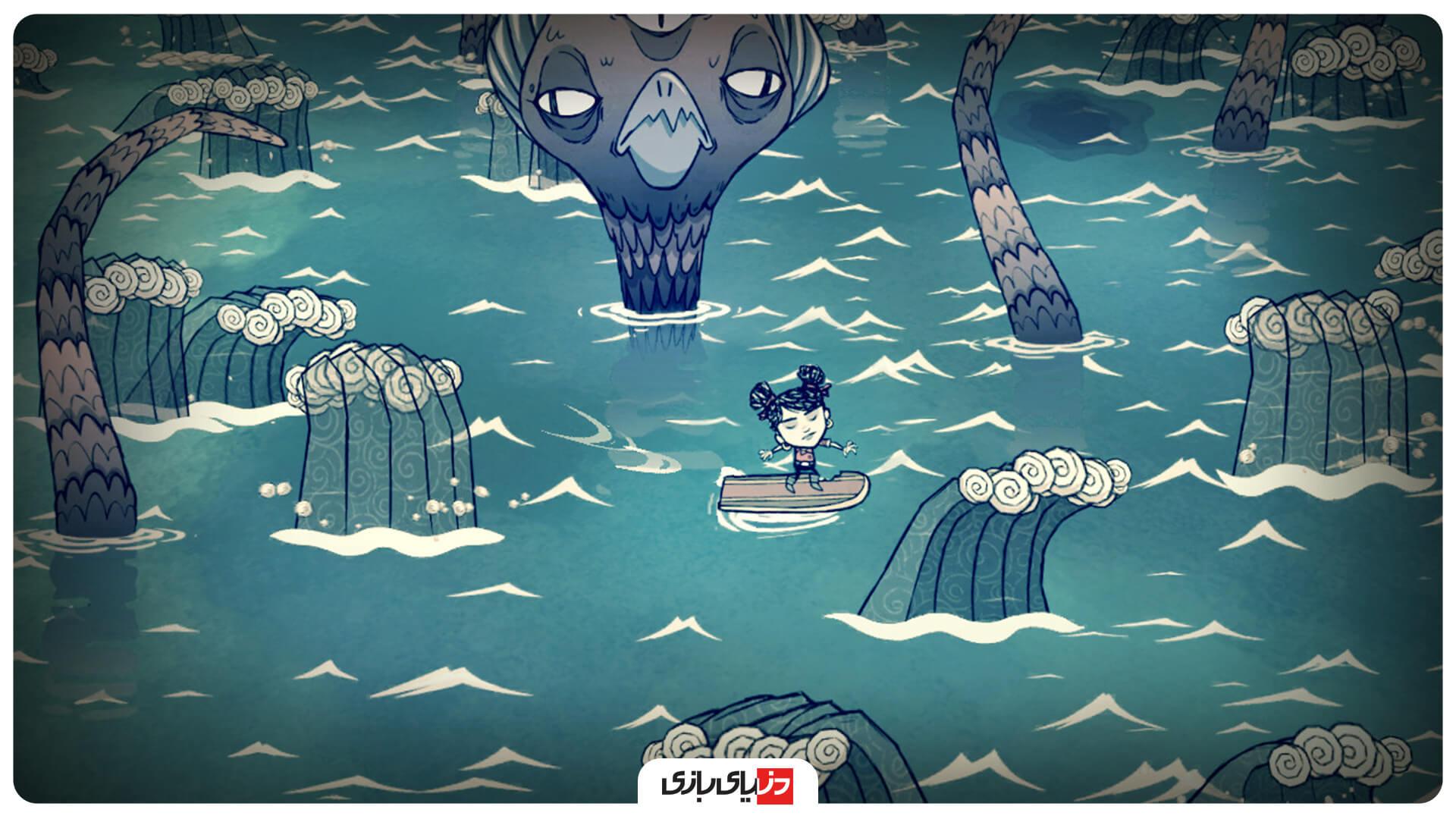 بازی Don't Starve: Shipwrecked
