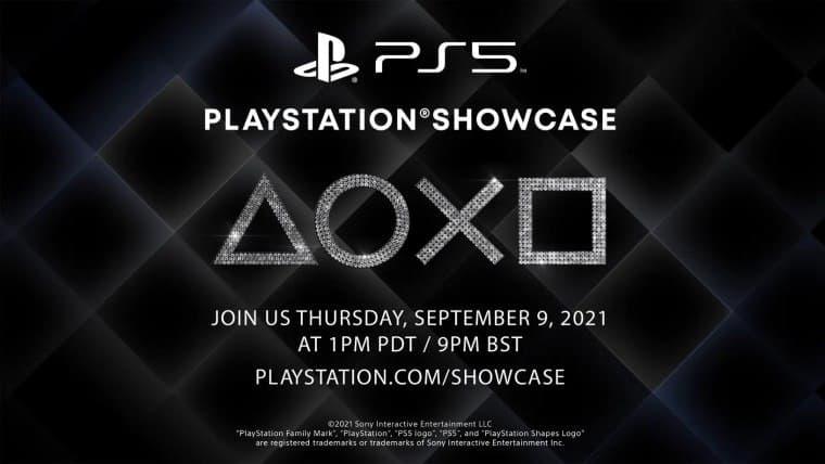 رویداد PlayStation Showcase