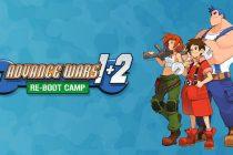 تاخیر بازی Advance Wars 1+2: Re-Boot Camp