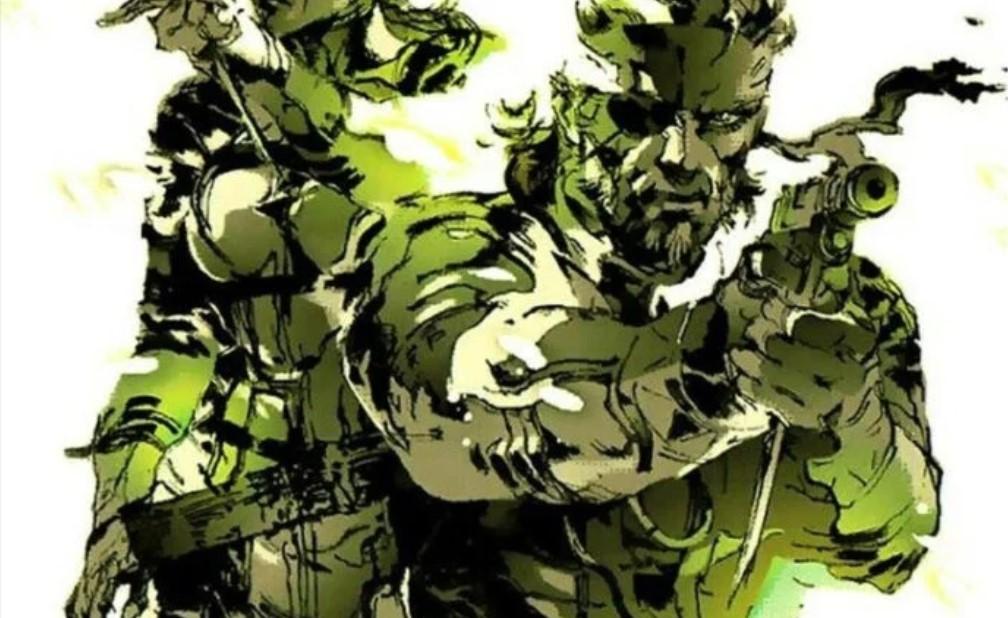 ریمیک Metal Gear Solid 3